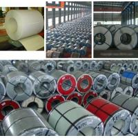 Cheap DX51D Full Hard Skin Passed Ppgl Prepainted Galvanized Steel Coil 600 - 1500mm width wholesale