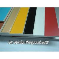 Fireproof Composite Panel : Fireproof aluminum plastic composite panel a grade with