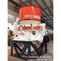 Cheap Automatic Adjustment Spring Cone Crusher Hydrocone Type Intelligent Design for sale