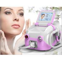 Cheap 10,000,000 shots life mini 808nm diode laser hair removal machine with 10 Germany bars for sale