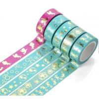 Cheap Washi Paper Scotch Tape Label Car Painting And Decorative Assorted Decorative School for sale