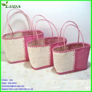 Cheap straw shoulder bag for sale