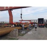 China API 5L ERW Seamless Black Steel Pipe 1118mm 1067mm For Natural Gas Line on sale