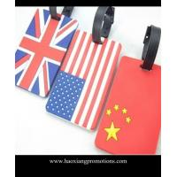 Cheap Best Manufacturer Suppliers custom high quality cheap luggage tags for national flag for sale