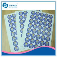 Cheap Medicine Warning Labels , Digital Printing Air Conditioning Stickers for sale