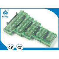Cheap Terminal Board Interface Breakout Module 20P 2.54mm Male Header With IDC Connector for sale