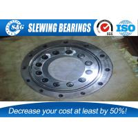 Cheap Three Row Pole Slewing Ring Bearings For Ladle Turrets / Heavy Duty Mobile Crane wholesale