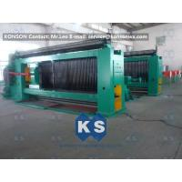 Cheap Auto HighSpeed Stone Gabion Mesh Machine With Wire Tension Device for sale