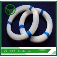 Cheap fep f46 tube for chemical   FEP plastic tube for sale
