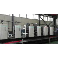 Cheap Roll Type High Speed Offset Printing Machine , 4 Colour Offset Printing Machine for sale