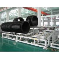 Cheap Double Wall Corrugated Pipe Extrusion Machine 400mm-1200mm for sale