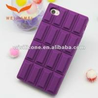 Cheap Lastest Silicone Phone Case For Iphone 4 for sale
