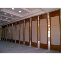 Buy cheap Movable Wall Track Exhibition Acoustic Room Dividers with Portable Hanging System from wholesalers