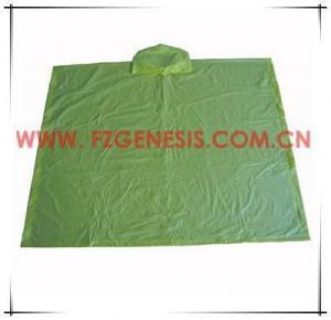 #poncho007 adult pvc raincoat poncho