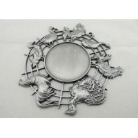 Cheap Nickel 3d Carnival Medas Zinc Alloy With Animal And Inner Cut Hole for sale