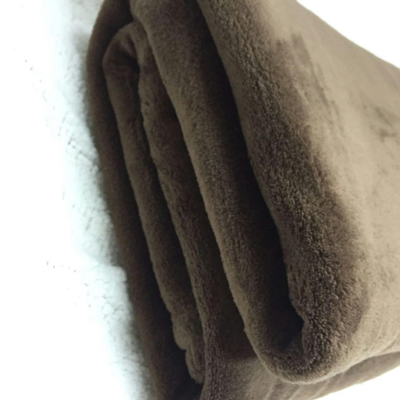 Super Soft Solid Coral Polyester Fleece Blanket Throw Blanket Anti Pilling High Density