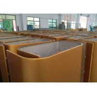 Cheap Metal Aluminum Panel For Architectural Outdoor/ Indoor Decoration for sale