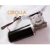 Buy cheap Round and Black DC MOTOR of High Quality , Light Weight and Low Noise with CCC from wholesalers