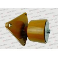 China Excavator Caterpillar E320C Belt Tensioner / Yellow Color Belt Tensioner Pulley on sale