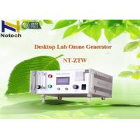Cheap 3g - 7g Detop Ozone Generator For Lab 110V Ozoniser Used In Water Treatment Test for sale