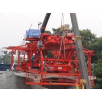Cheap Electric Winches Segment Lifter / Lifting Systems Mobility With Rubber Tyre Mounted wholesale