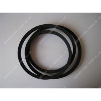 China Conveyor Auto Fan Belt  Agricultural Machinery Parts , Power Tiller Parts Rubber V-belt B-78 on sale