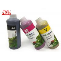 Cheap Outdoor Water Based Sublimation Ink , 100ML / 1000ML Ink For Sublimation Printing for sale