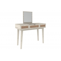 China 40KG 1m Wide Dressing Table With Mirror on sale
