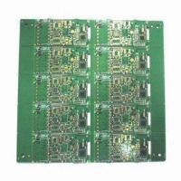Buy cheap 8-layered PCB with ENIG Finish for Vehicle Pane, 1oz Copper Thickness, 0.5mm from wholesalers