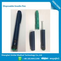 Professional Diabetes Insulin Injection Pen Disposable For Insulin Administratio for sale