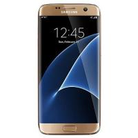 Cheap Samsung Galaxy S7 Edge Dual Sim G935FD 4G 64GB Octa-Core Factory Unlocked Gold wholesale