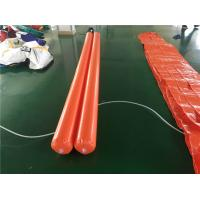 Cheap PVC Tarpaulin Inflatable Water Toys , Inflatable Pipe For Water Aqua Park for sale