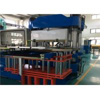 China PLC Control 250 Ton Vacuum Compression Moulding Machine With Double Tables REACH on sale