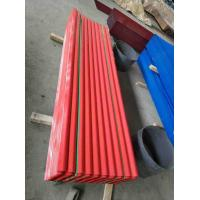 Cheap Color Coated Hot Dipped Galvanized JIS G3322, CGLCC, ASTM CGCC Corrugated Steel Roof Sheets for sale