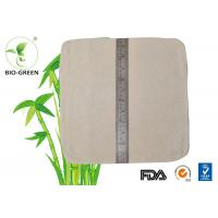 """Cheap Organic Bamboo Reusable Baby Wipes With Machine Wash Style 25*25cm / 10""""*10"""" for sale"""