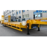 90 Ton Low Bed Truck VIDEO