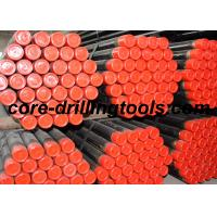 3m / 1.5m Wireline Drill Rods , High Efficiency Metric Drill Rod Steel