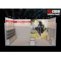 Cheap Durable and Customizable Aluminum Frame Exhibition 10x20 Trade Show Booth for sale