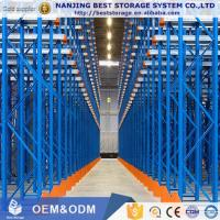 Cheap Save storage space High quality Steel selective drive in pallet rack for warehouse storage for sale