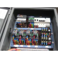 Cheap Outside Wall Suspended Working Platform 800kgs , ZLP800 Electric Control Box for sale