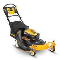 Cheap Cub Cadet CC600 (28) 224cc Electric Start Wide Area Self-Propelled Lawn Mower for sale