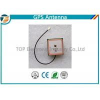 Cheap Cellphone High Gain GPS Antenna 1575.42 MHz  with IPEX Connector TOP-GPS-AI05 for sale