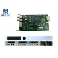Cheap Audio Video Encoder Serials MPEG - 2  SD / HD  Real Time Transcoder for sale