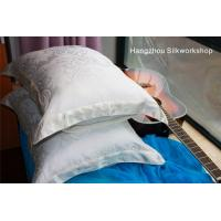 China Pure silk pillow on sale