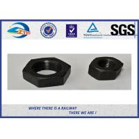 Quality High Strength Railway Fastenser Hex Railway Nuts Cold bending 90 degree wholesale