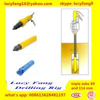 China Hot Cheapest High Quality Triple Tube Jet-grouting Tools