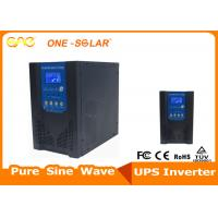 Cheap High Efficiency Low Frequency Hybrid Inverter Stable Pure Sine Wave 110V 220V 3000W wholesale