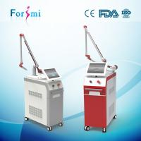 Cheap Vertical Professional Clinic / Hospital Use Nd Yag Tattoo Removal Laser Machine for sale
