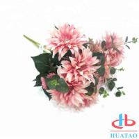Cheap Wedding Decoration Silk Artificial Flowers Walls UV And Corrosion Resistant for sale