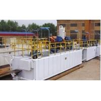 Cheap High-efficiency processing tanks Drilling mud process system for O&G drilling, HDD  for sale